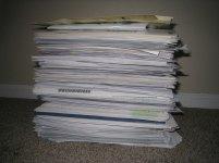 dokumenty, dane
